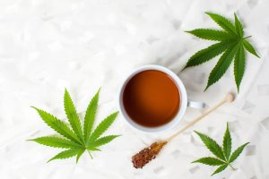 The Wonders of Weed Tea and How to Make It