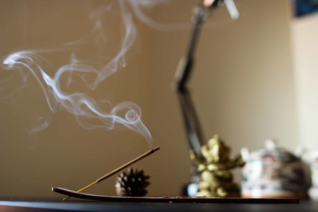 aromas and incense
