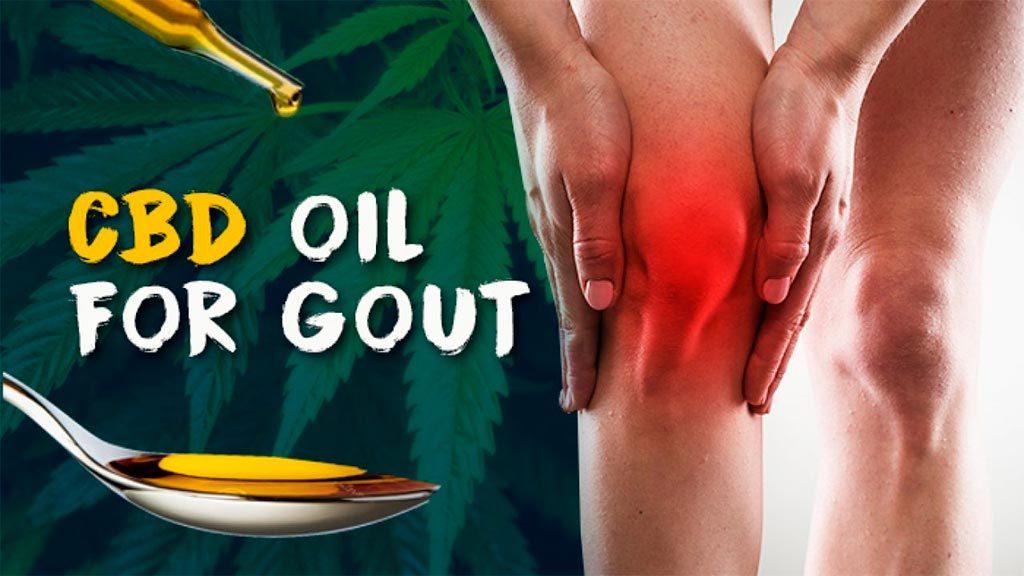 CBD Oil for gout pain
