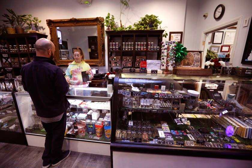 California marijuana market