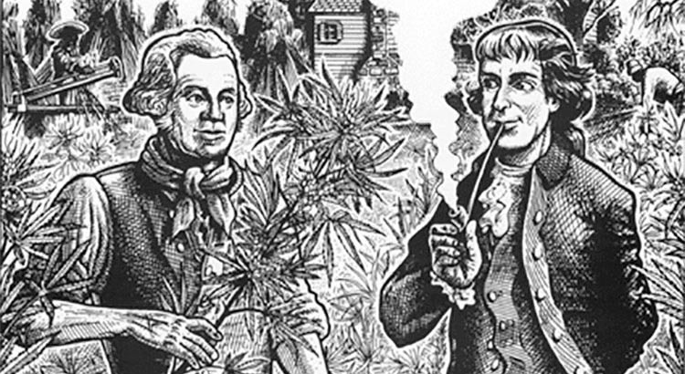 Cannabis in the history of a new era