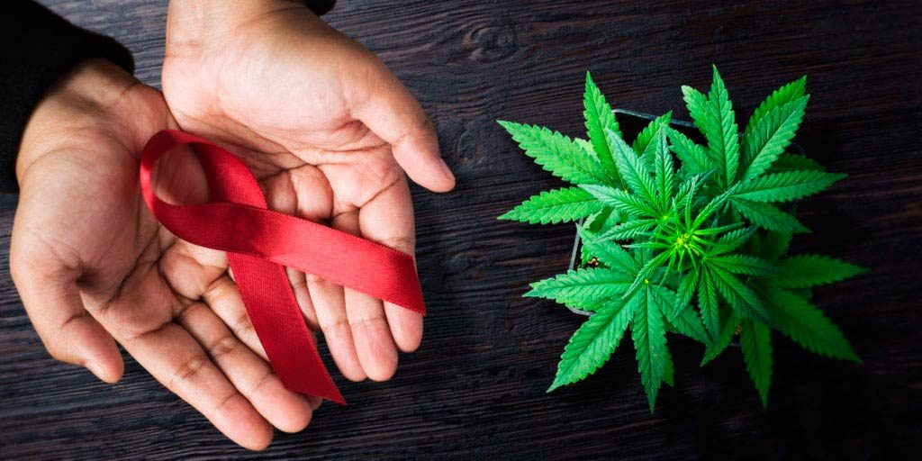 Cannabis and HIV