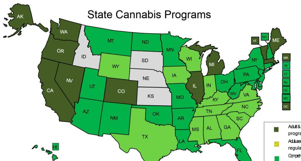 State CBD Cannabis program