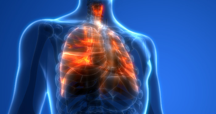 CBD for lung diseases
